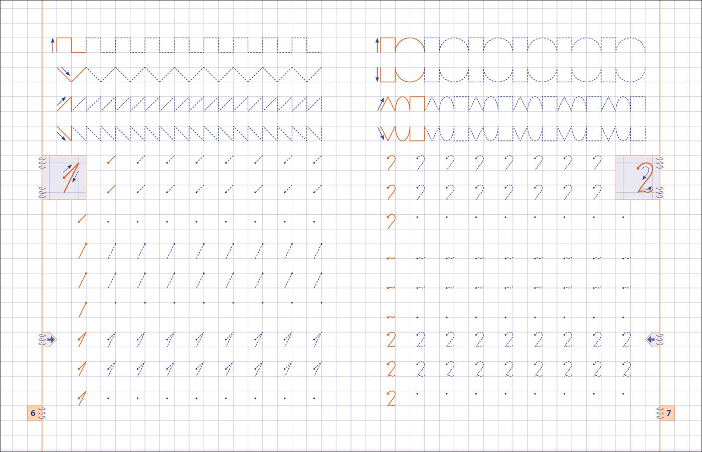 Цифры печатные для детей. как научить ребенка-дошкольника правильно писать буквы и цифры: прописи, советы и хитрости обучения