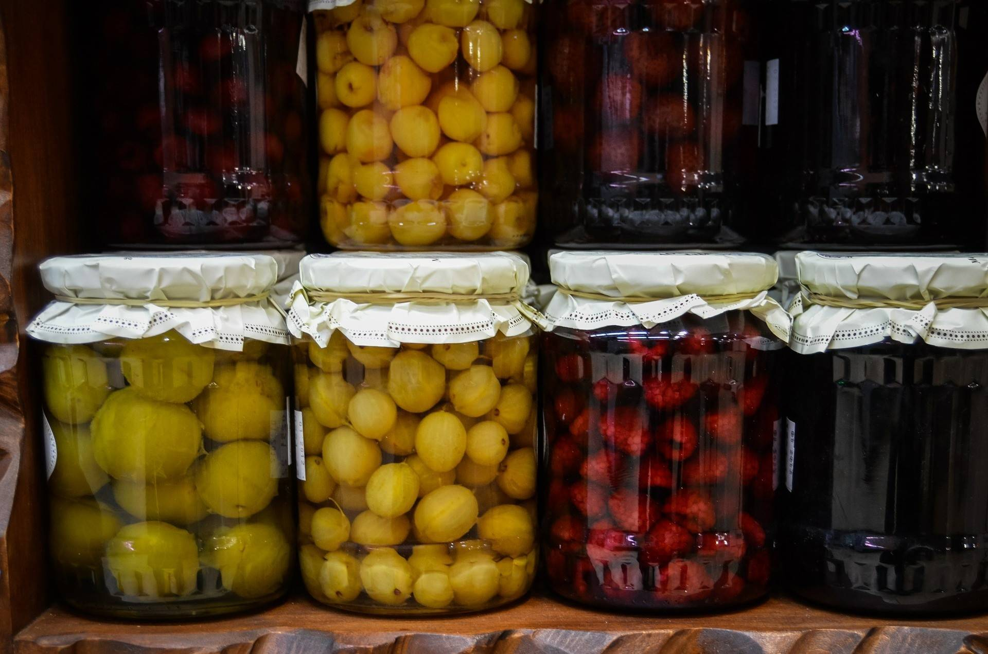Компот из ягод при грудном вскармливании - мамины новости