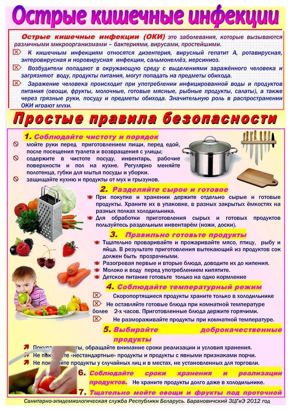 Кишечная инфекция у детей: лечение в домашних условиях