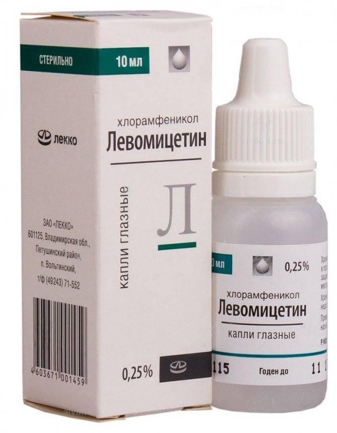 Глазные капли от конъюнктивита у взрослых - список лучших и недорогих препаратов
