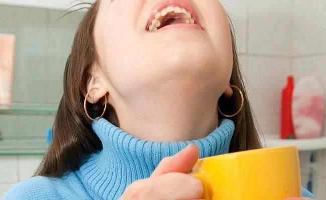 Как убрать горловой кашель у ребенка