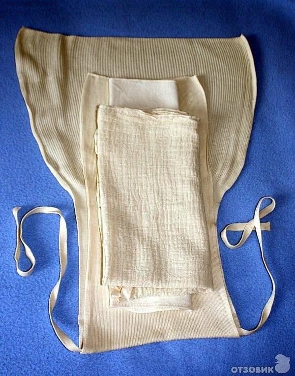 Натуральные и экономные — как сделать марлевые подгузники для новорожденных своими руками?