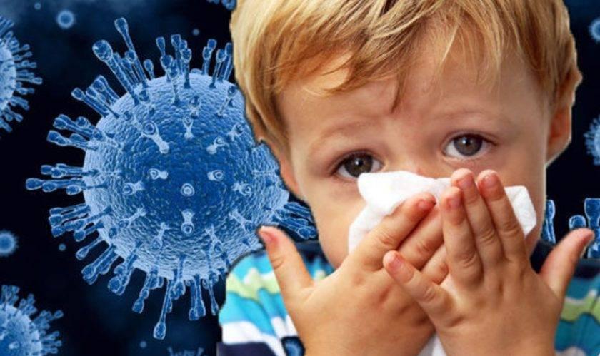 Аденовирусная инфекция у детей: симптомы и лечение болезни