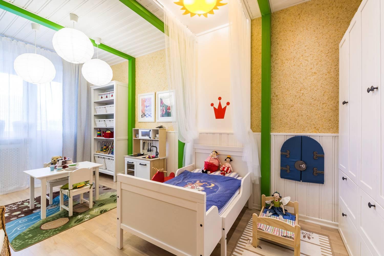 Детские икеа в интерьере: реальные фото и дизайн решения — ivd.ru