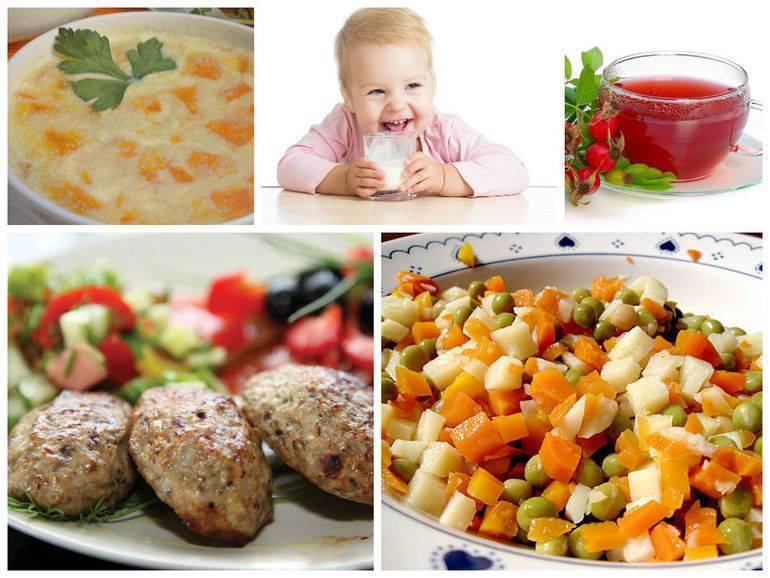 Детские блюда на каждый день