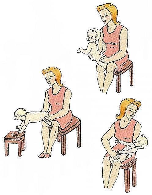 Ребенок не сидит в 7 месяцев, упражнения, чтобы сел
