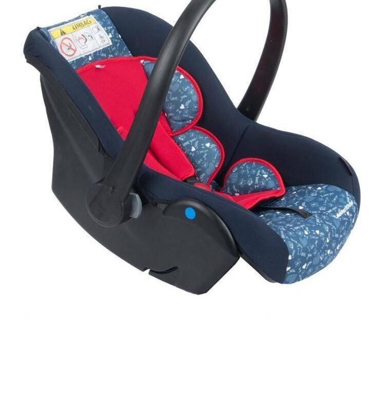 Автолюлька для новорожденных в машину: фото кресла, переноски