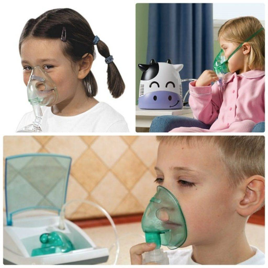 С чем можно делать ингаляции небулайзером при насморке и заложенности носа у детей: эффективные рецепты. ингаляции при насморке небулайзером для детей что можно ребенку в ингалятор от насморка