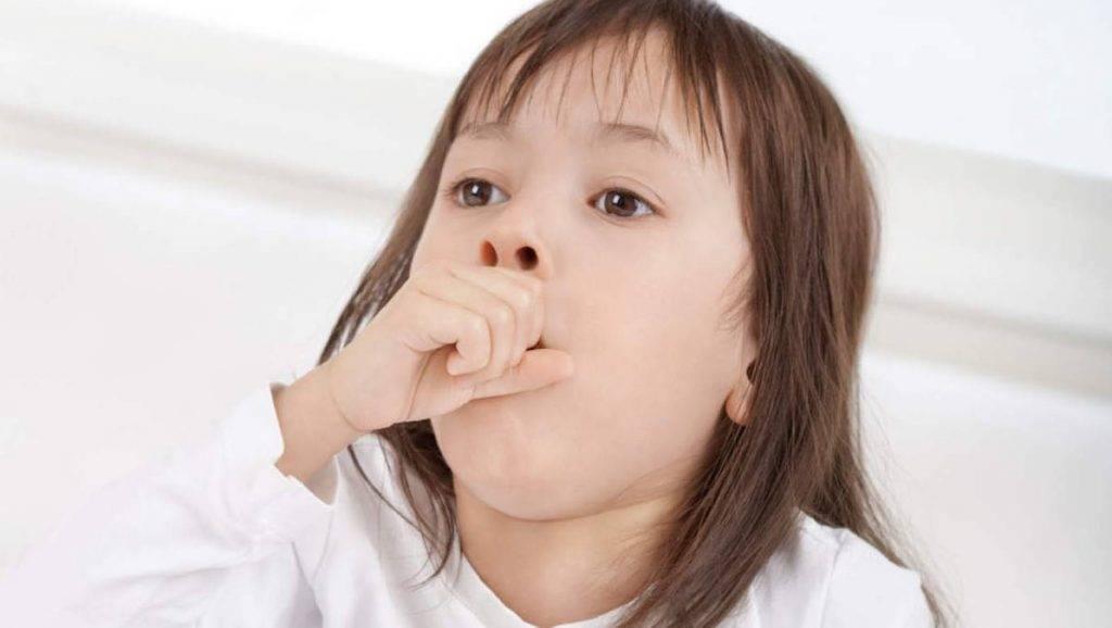 Сухой гортанный кашель у ребенка чем лечить