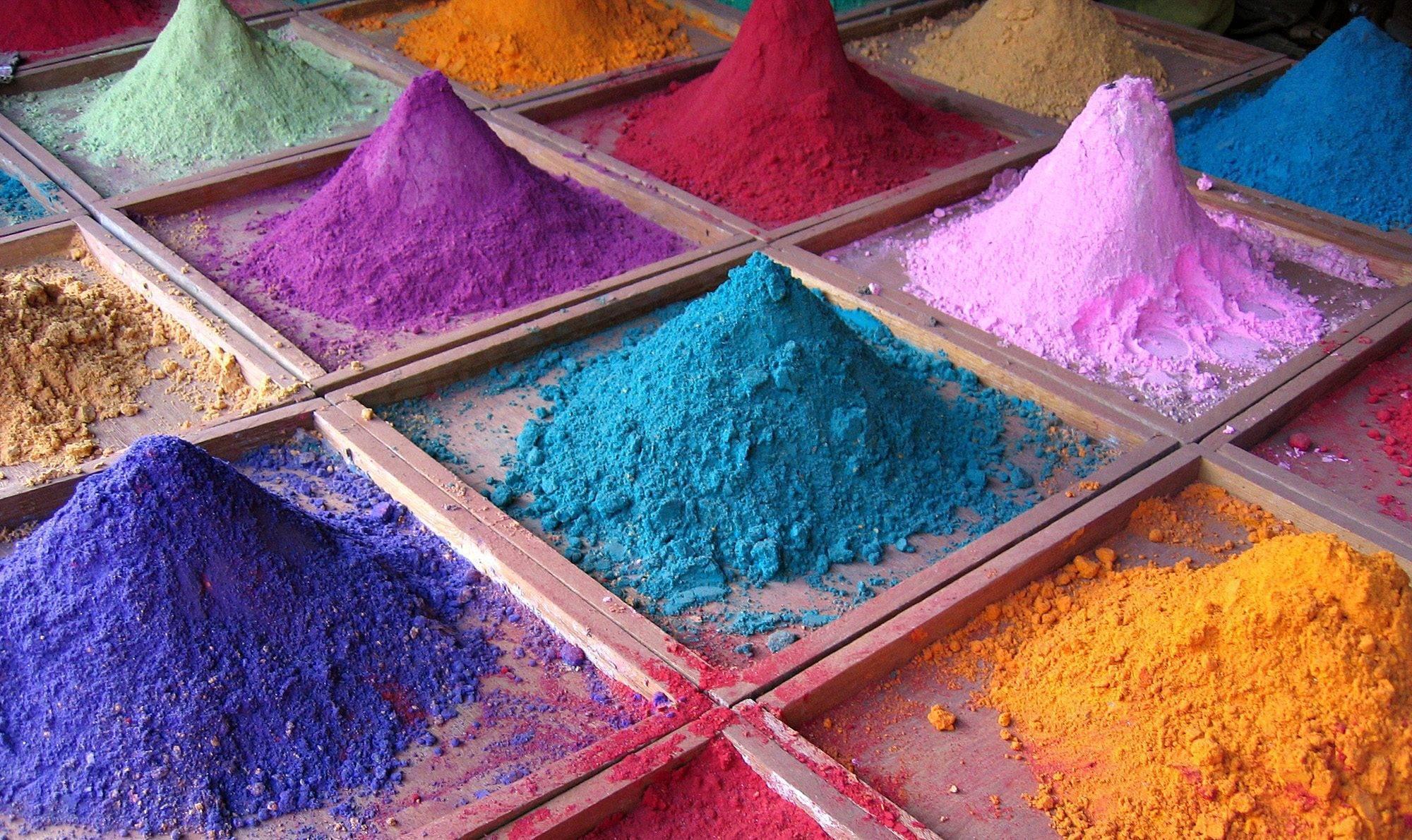 Цветной песок своими руками из соли и из манки на свадьбу