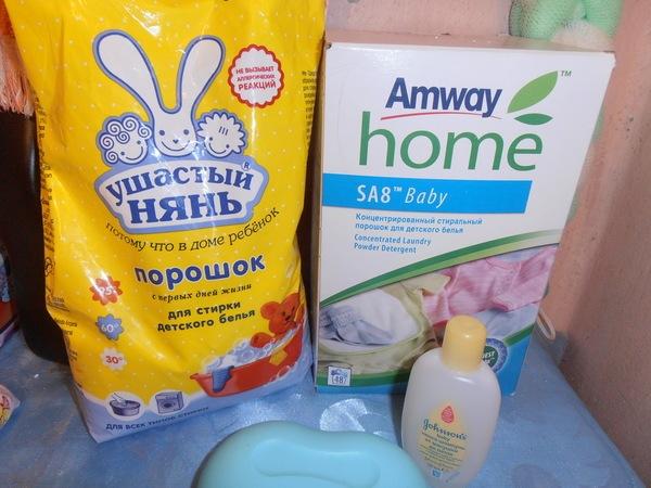 Чем стирать детские вещи для новорожденных безопасно и эффективно?