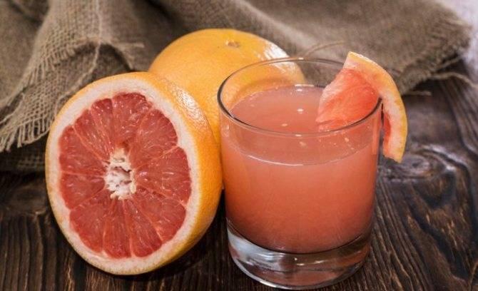 Полезные свойства и противопоказания грейпфрутового сока