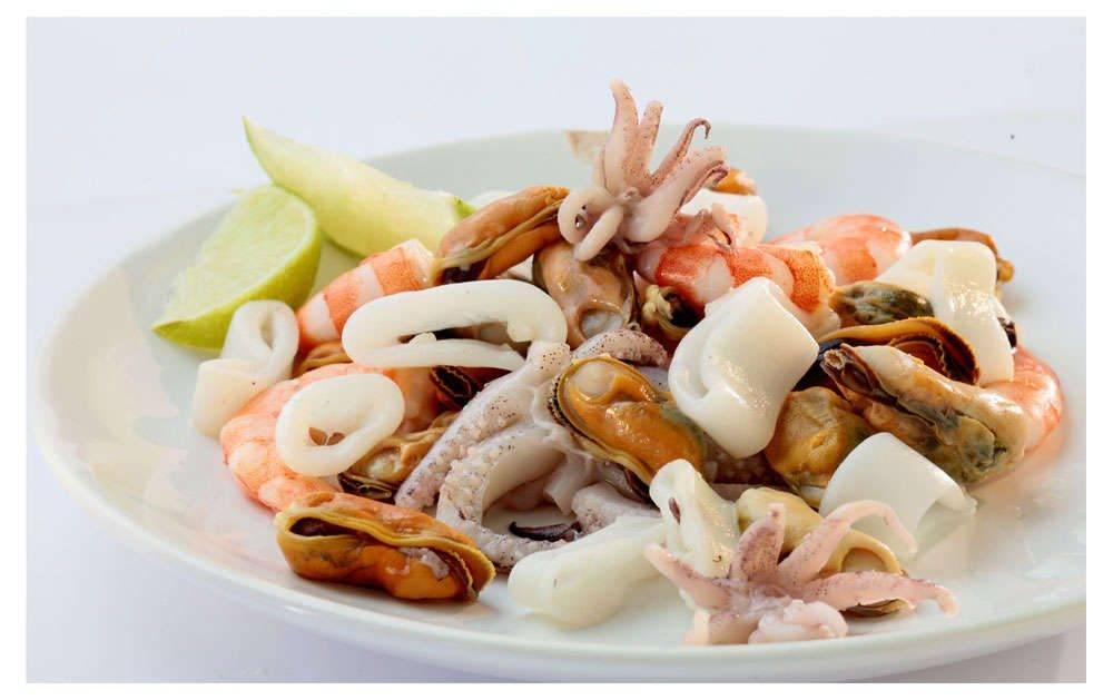 Можно ли есть кальмары кормящей маме