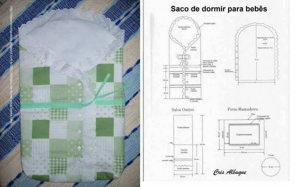 Сладкий сон: спальные мешки для новорождённых