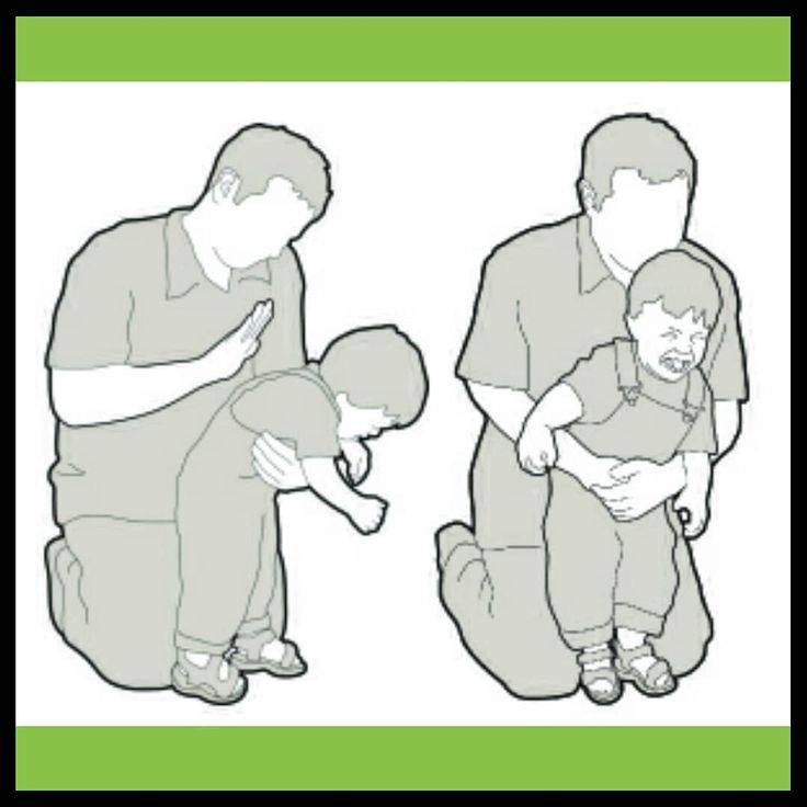Первая помощь если ребенок подавился и задыхается