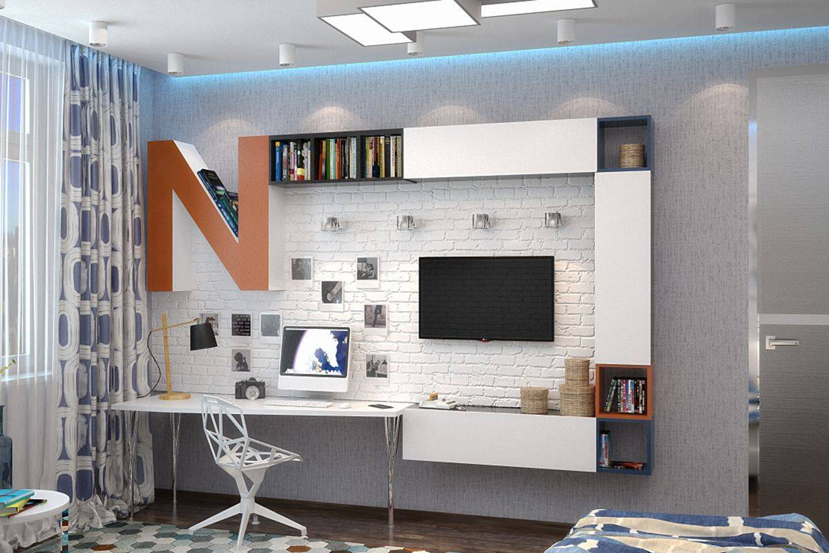 Обустраиваем комнату для подростка: подходящие стили, советы по выбору мебели