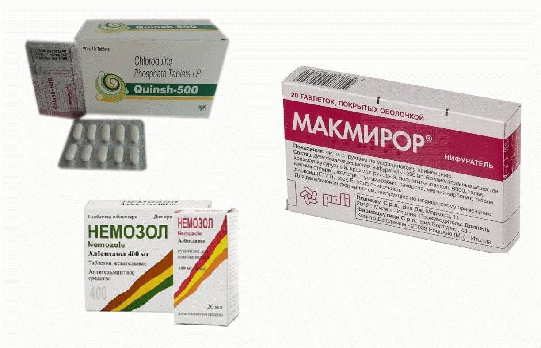 Симптомы и лечение лямблиоза у детей