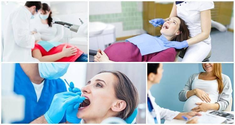 Можно ли лечить зубы во время беременности: подходящий срок для анестезии