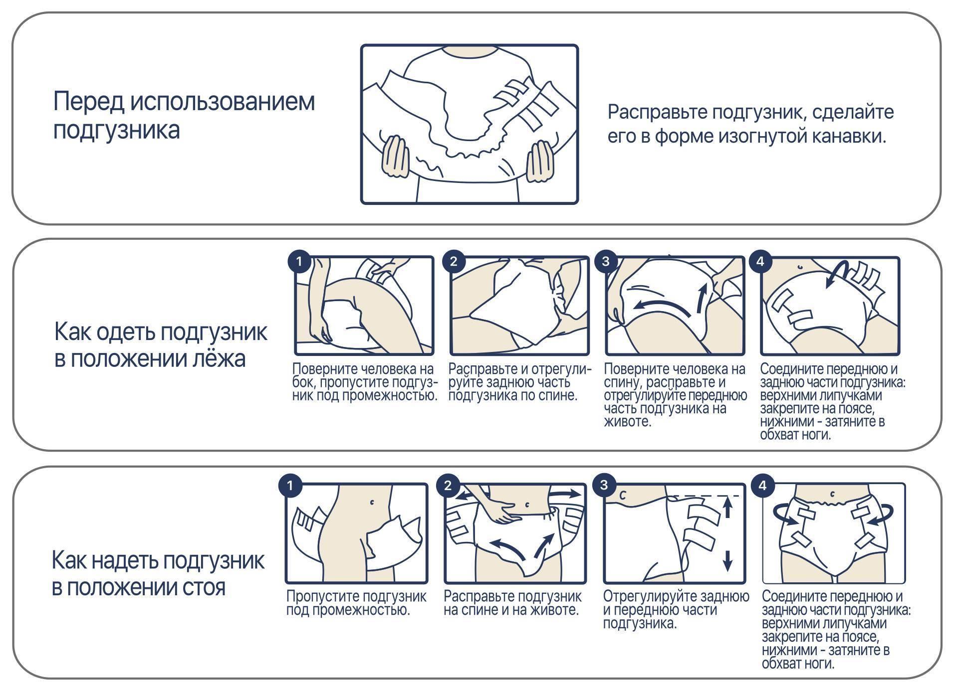 Сколько нужно памперсов для новорожденных: правила расчета на первый месяц жизни