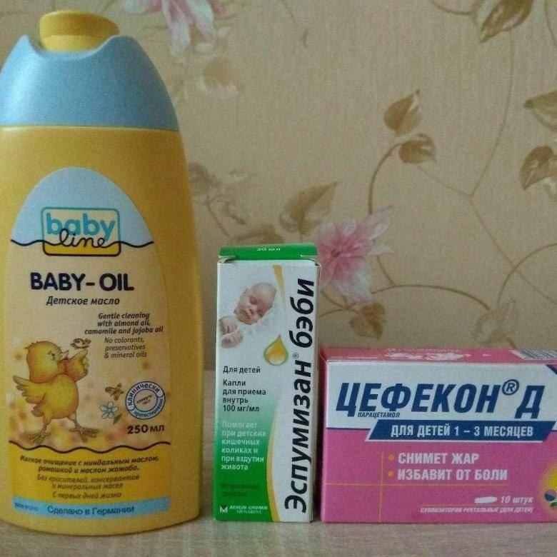 Детское масло: советы по выбору и применению
