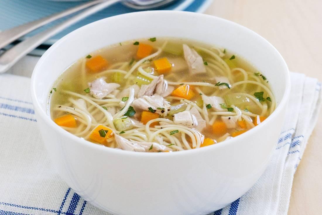Вкусные рецепты молочного супа с вермишелью