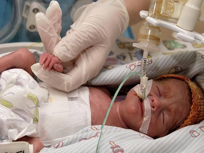 Очень ранние преждевременные роды на 22-27 неделе. причины, профилактика, последствия