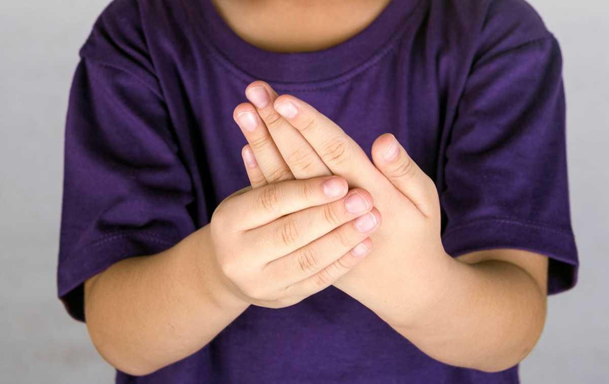 Ревматоидный артрит у детей — симптомы и лечение
