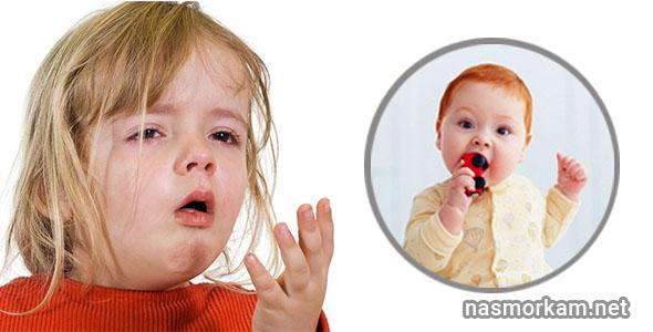 Сухой кашель до рвоты у ребенка
