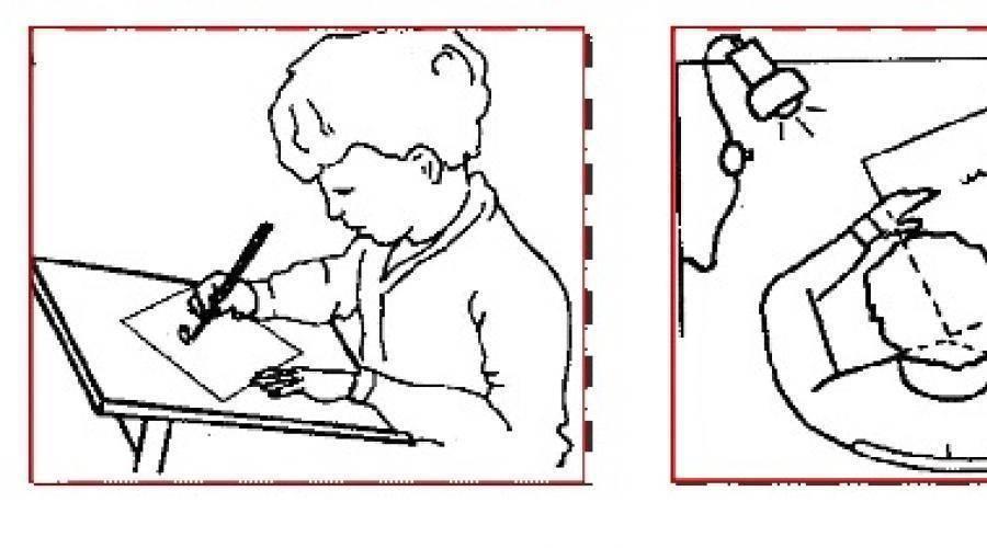 Учим ребенка правильно держать ручку и карандаш
