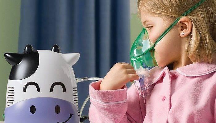 Ингаляции при аденоидах у детей небулайзером: отзывы, лучшие растворы