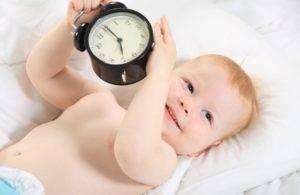 Будить малыша или нет, вот в чем вопрос?