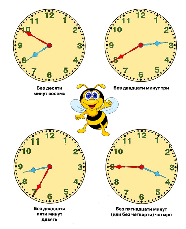 Узнайте как научить ребенка пользоваться часами