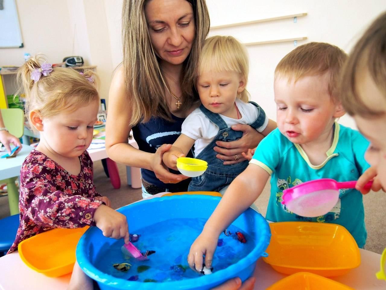Раннее развитие ребенка на втором году жизни