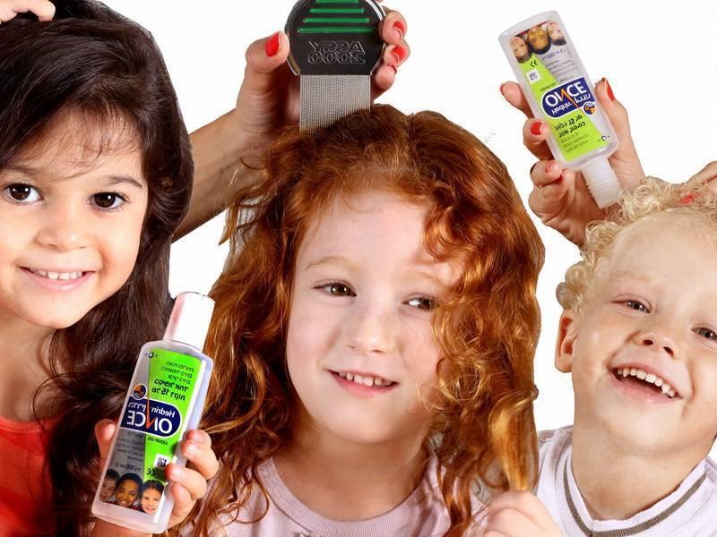 Волшебные пузырьки: шампунь от вшей и гнид для детей
