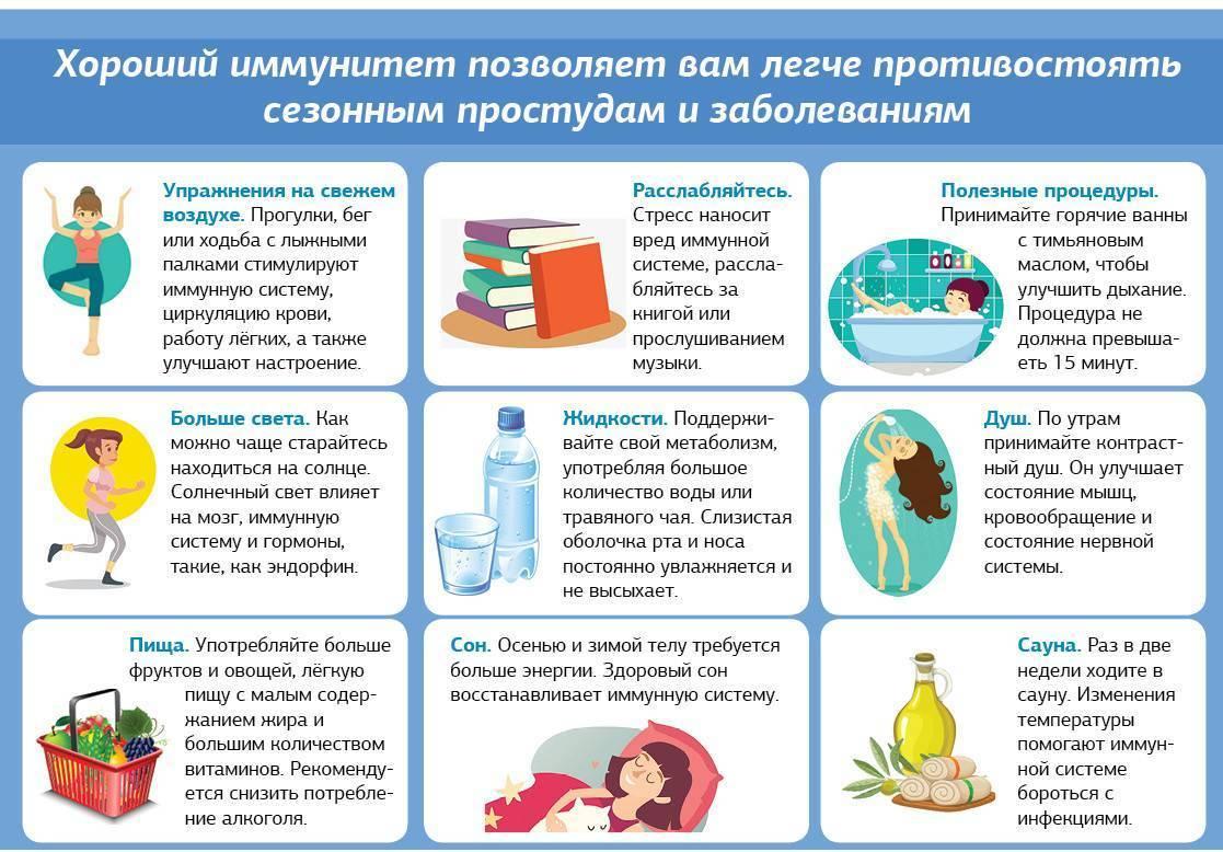 Как укрепить иммунитет ребенку: 26 золотых правил от доктора комаровского