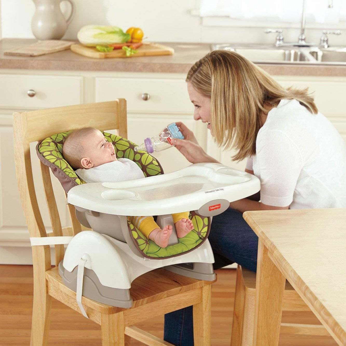Как выбрать стульчик для кормления ребенка, стол-стул: рейтинг лучших