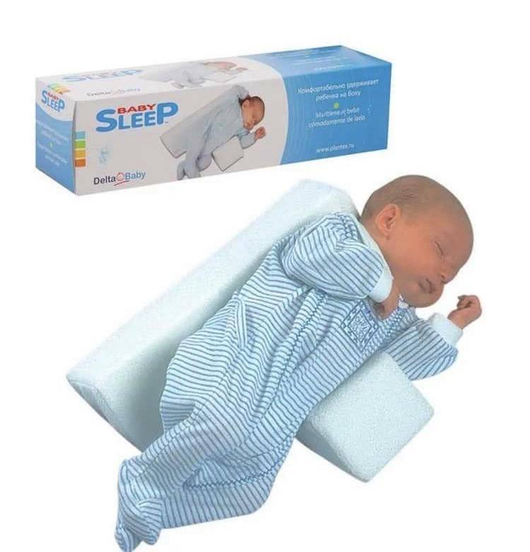 Подушка-позиционер: выбор и особенности использования для крепкого и безопасного сна новорожденного - врач 24/7