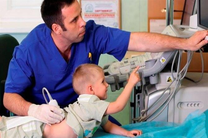 Узи сосудов шеи ребенка: что показывает, подготовка и показания