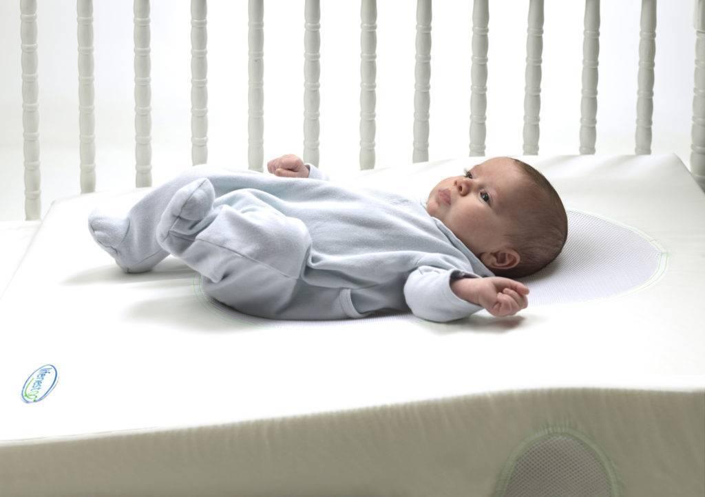 Как выбрать матрас для новорожденного: какой лучше купить в кроватку