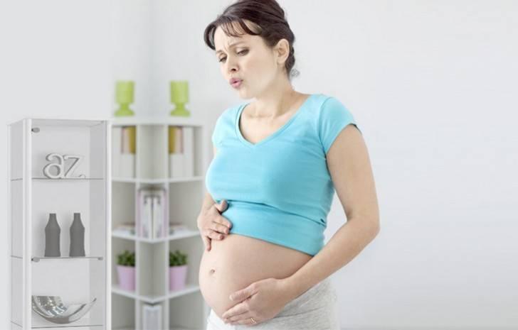 Отрыжка при беременности на ранних и поздних сроках: причины, что делать