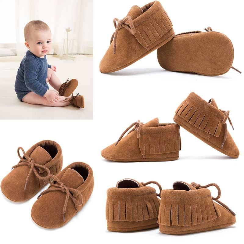Как правильно выбрать первую обувь для ребенка?