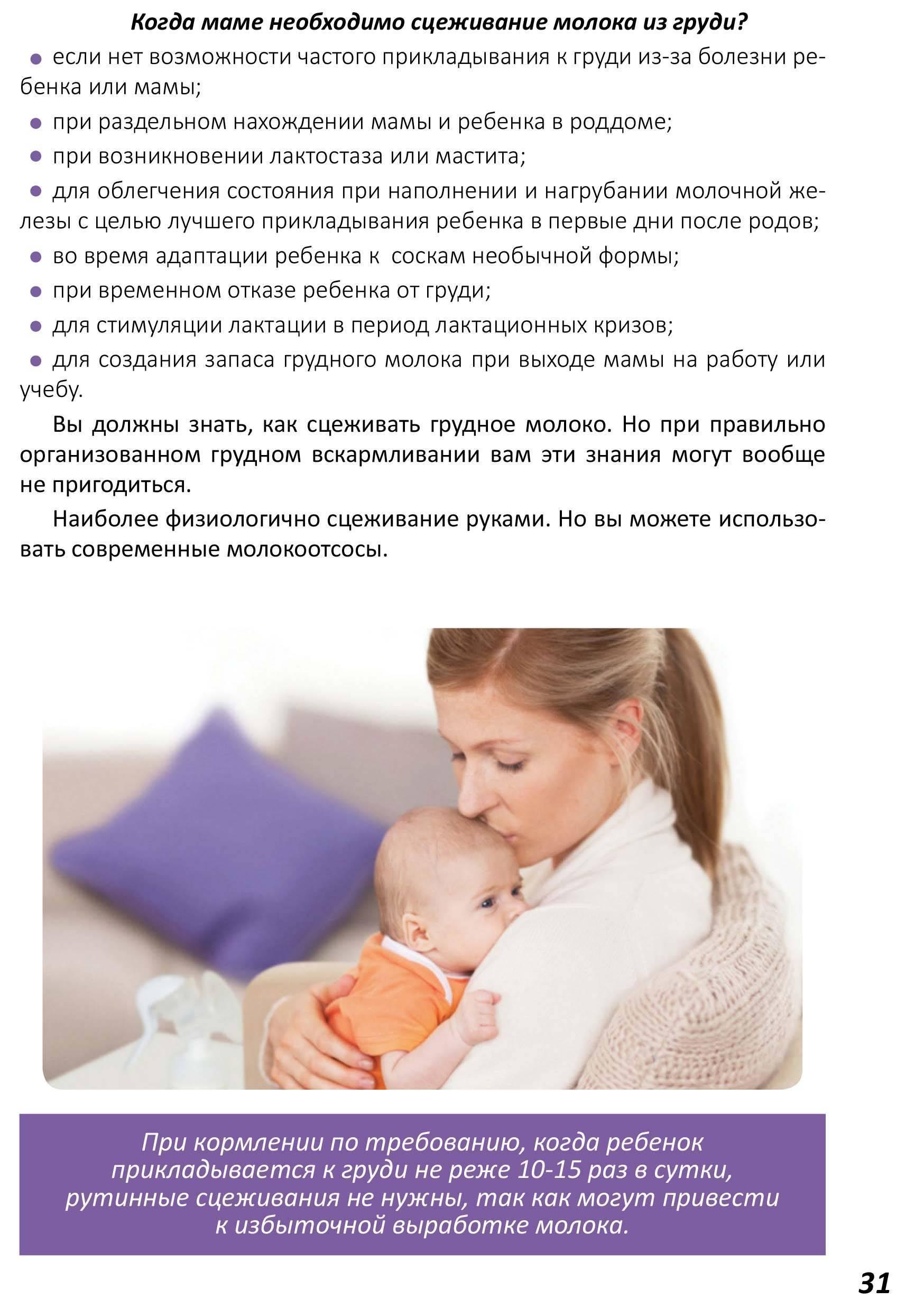 Грудное вскармливание советы кормящей маме - бэбиблог