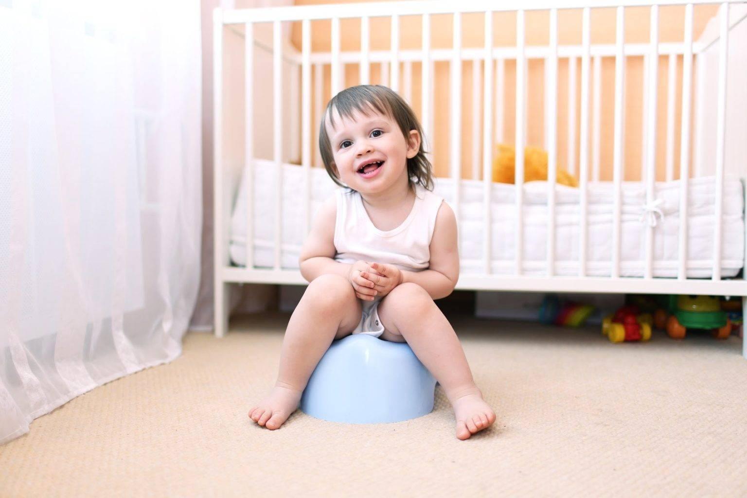 Как отучить ребенка от памперсов и приучить к горшку?  | «аист на крыше»