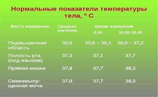 Ребёнку 2 года — какую температуру нужно сбивать и чем?