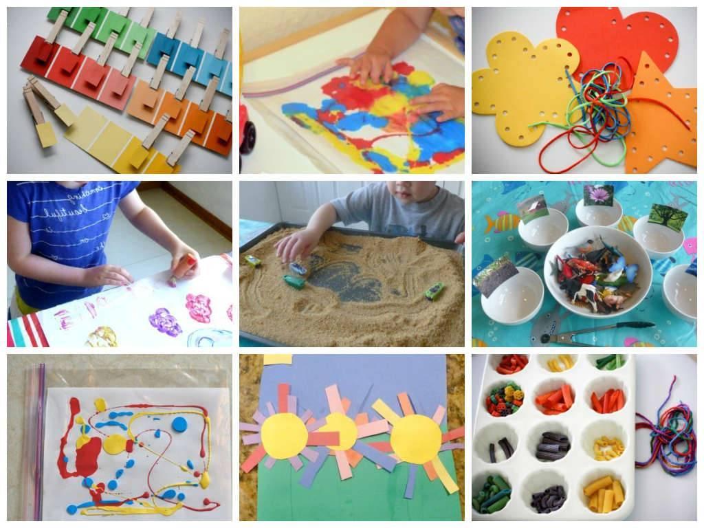 Развитие ребенка в 3 года: программа игр и занятий по раннему речевому, сенсорному развитию, методика, кризис