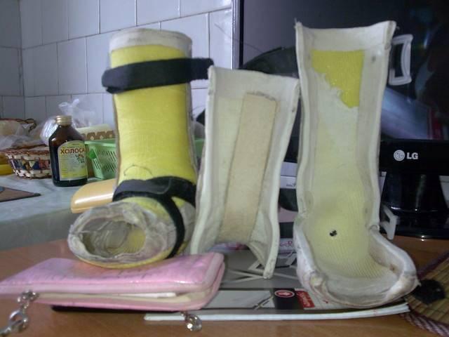 Для чего детям нужны парафиновые сапожки и как их сделать в домашних условиях? - все о суставах