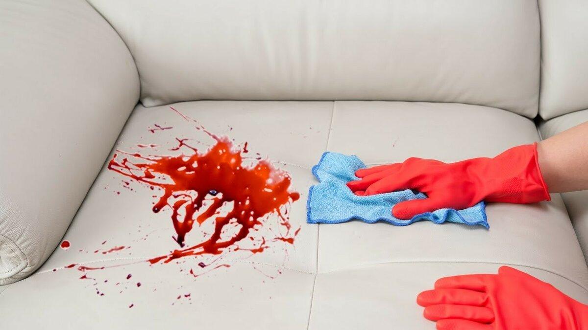 Как оттереть фломастер с кожи дивана
