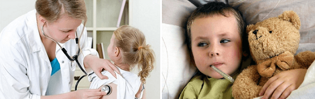 Симптомы туберкулеза у детей разного возраста