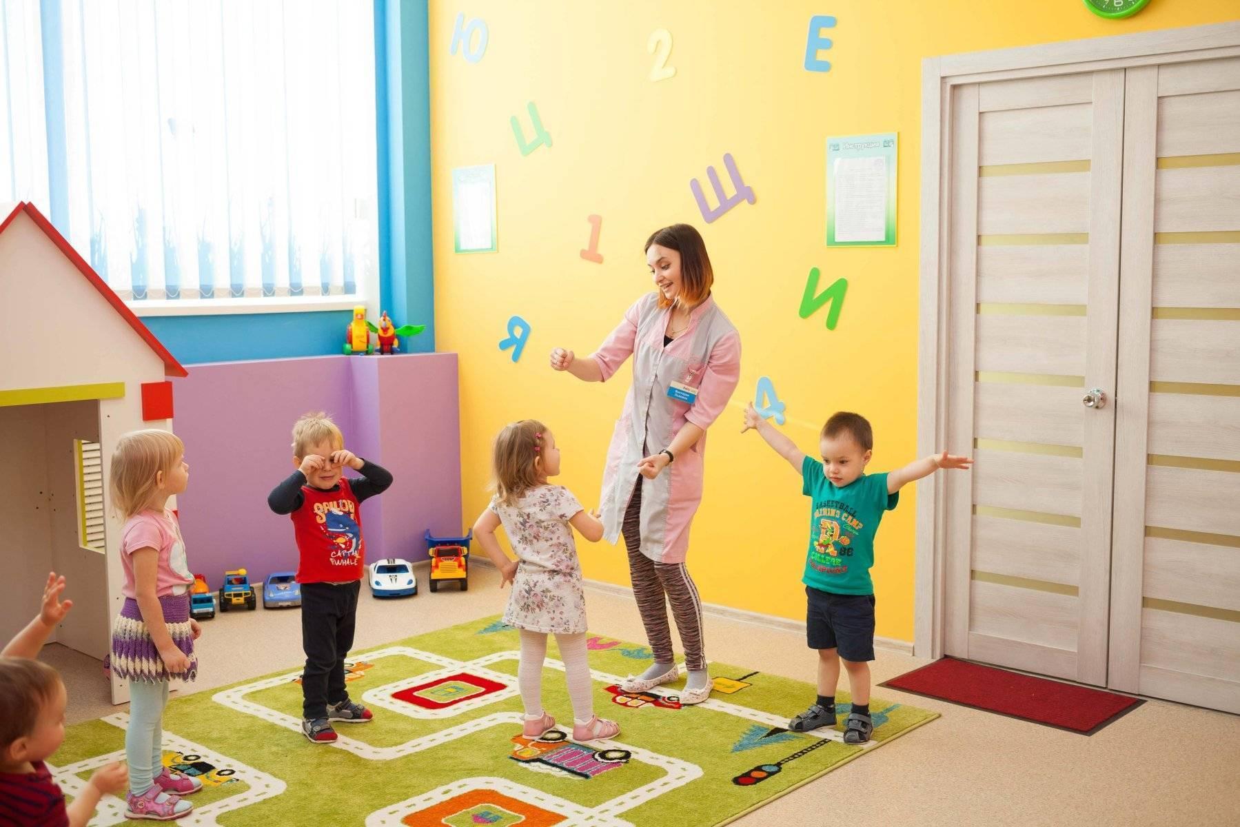 Частный детский сад: как выбрать