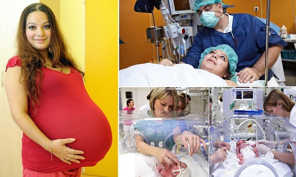 Во сколько недель рожают — первые, вторые роды
